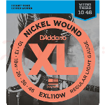 D\\'\\'addario Nickel Wound, Regular Light, Wound 3rd, 10-46 Guitar Strings