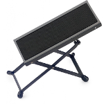 Stagg Black Guitar Footstool