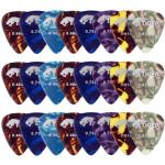 Tiger Celluloid Guitar Picks (Pack of 24)