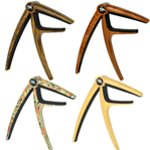 Tiger Capo for Guitar - A Quality Trigger Capo