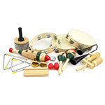 15 Player Educational Hand Percussion Pack