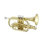 Jupiter Lacquered Bb Cornet
