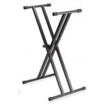 Stagg Double X Frame Keyboard Stand