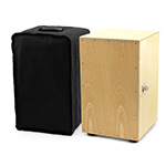 Natural Cajon Drum with Bag