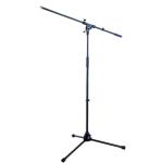 Mad About Music Boom Microphone Stand in Black with Free Clip