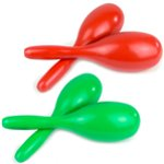 Musical Maracas (Full Size Pair)