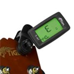 Tiger Guitar Tuner - Clip On Tuner for Ukulele - Chromatic Tuner