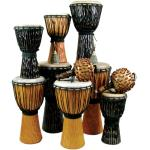 World Rhythm Jammer 12 Player Djembe Pack