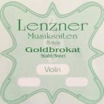 Lenzner Goldbrokat Single Violin Strings
