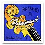 Pirastro Permanent Single Bass Strings