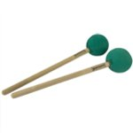 PP Low Bass Steel Pan Stick Pair