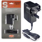 Stagg 9V DC/1A Power Adaptor for Blaxx Pedals