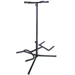 Stagg Double Guitar Stand - Black