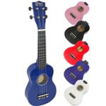 Mad About Left Handed Soprano Ukulele