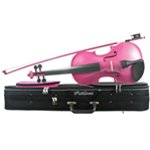 New Primavera Rainbow Violin Outfit Pink