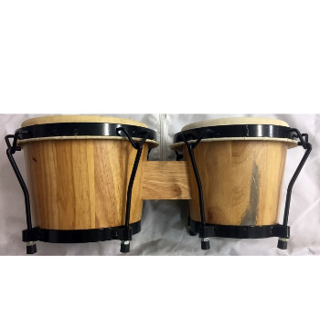 B-GRADE World Rhythm Bongo Drums