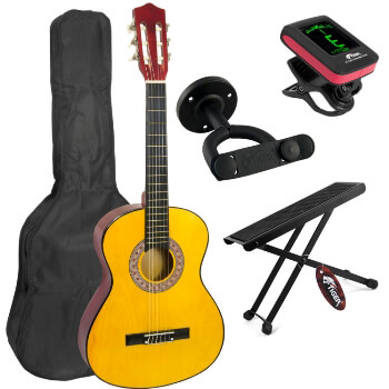 Childrens 1/2 size Guitar - Classical Guitar Pack