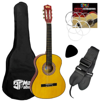 Childrens Classical Spanish Guitar for Beginners - Kids Pack