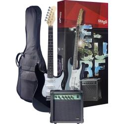 Stagg Surfstar Electric Guitar & Amplifier Pack