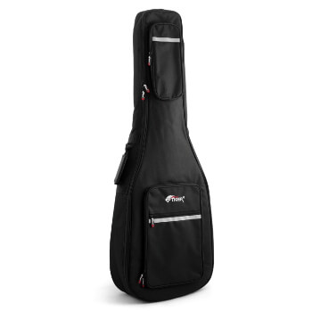 Tiger Acoustic Guitar Gig Bag - Padded Guitar Case