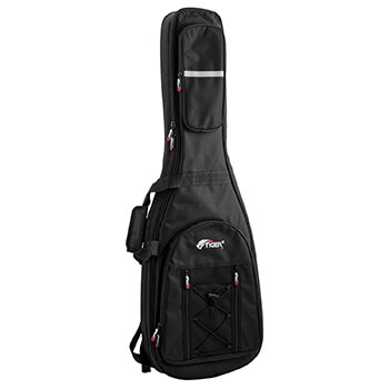 Tiger 18mm Padded Electric Guitar Bag -  Back Straps and Handle