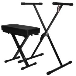 Tiger Keyboard Stand and Stool