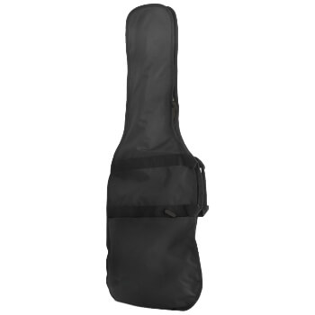 Mad About Bass Guitar Bag - Cover with Shoulder Strap & Carry Handle