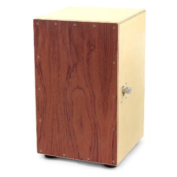 Brown Sandalwood Cajon