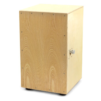 Natural Sandalwood Cajon