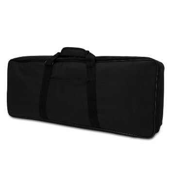 76 Key Keyboard Bag With Straps 1279x350x115mm