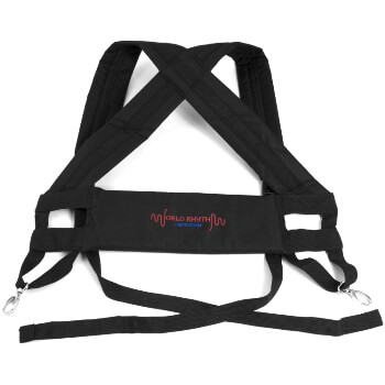World Rhythm Djembe Harness - Padded Carry Straps