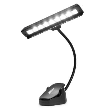 Tiger Orchestra Music Stand Light - 9 Quality LED's