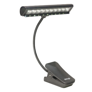 Stagg Clip On Orchestral Music Stand Light