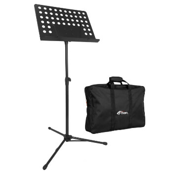 Mad About Orchestral Sheet Music Stand and Bag Pack