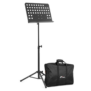 Tiger Orchestral Music Stand & Bag Pack