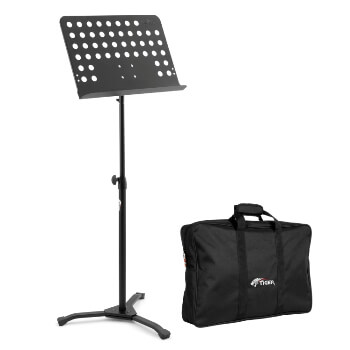 Tiger Professional Orchestral Music Stand with Bag