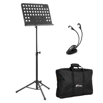 Tiger Orchestral Music Stand Package