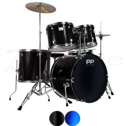 PP Full Size Rock Drum Kit