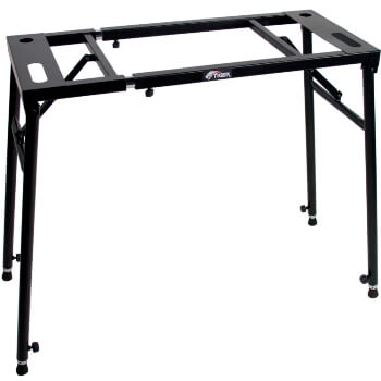New for 2018 - Heavy-Duty Flat Top Platform Keyboard Stand