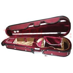 Young Deluxe Shaped Violin Case