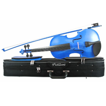 New Primavera Rainbow Violin Outfit Blue