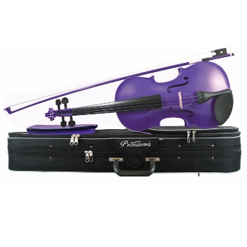 New Primavera Rainbow Violin Outfit Purple