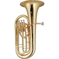 Stagg Bb Euphonium with Case