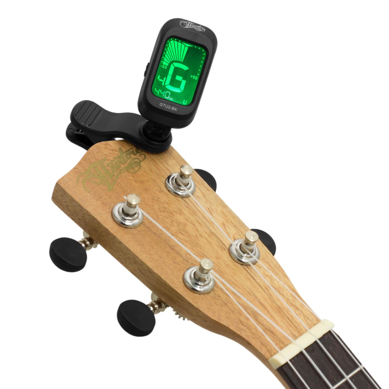 chromatic clip on guitar tuner quality guitar bass violin 5060286440339 ebay. Black Bedroom Furniture Sets. Home Design Ideas